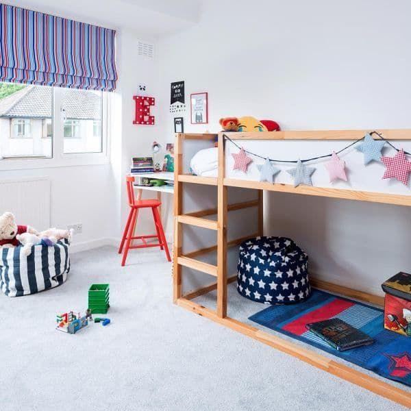 Rend a gyerekszobában: mit hová pakoljak?
